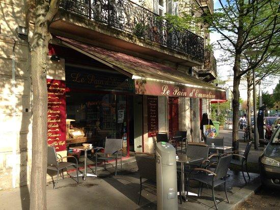 Fast Food Place De Bordeaux