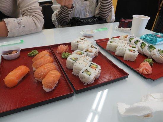 Sushi North: おいしよ~