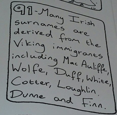 The Little Museum of Dublin: Related to the Vikings!!