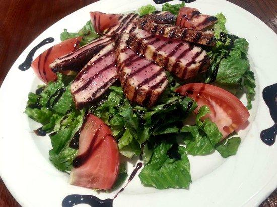how to cook tuna steak on bbq