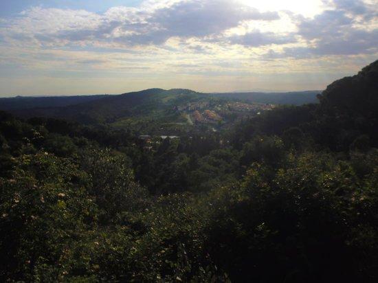 B&B Sei Cipressi : views from b & b and surround