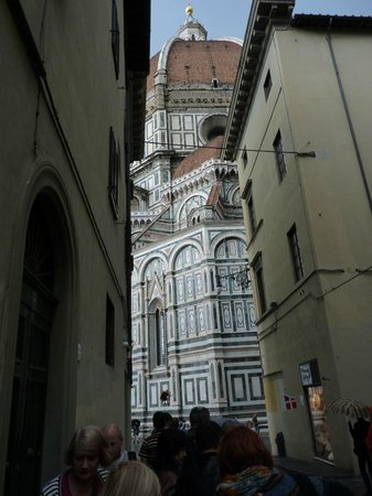 Kathedrale Santa Maria del Fiore: it's huge!