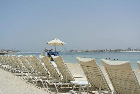 Atlantis, The Palm : Пляж