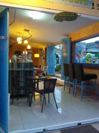 Ko Larn, Thailand: ลอบบี้