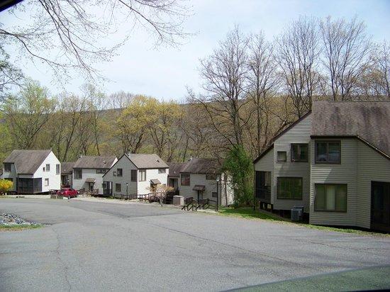 Wyndham Shawnee Village Resort : River Village units