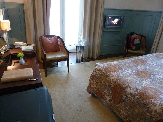 Bairro Alto Hotel: vue chambre