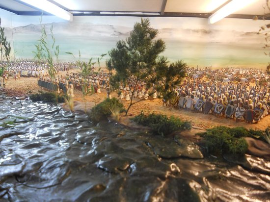 L'Iber Museo de Los Soldaditos de Plomo: Preparados para la batalla