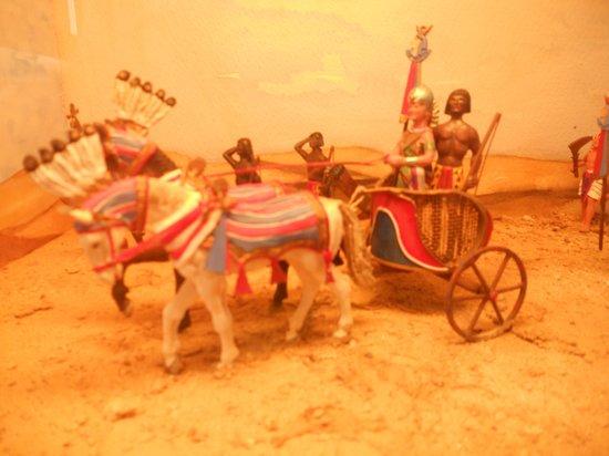 L'Iber Museo de Los Soldaditos de Plomo: Romanos