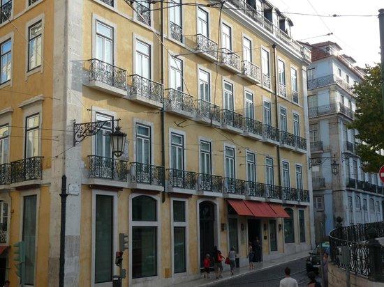 Bairro Alto Hotel: façade de l'hôtel
