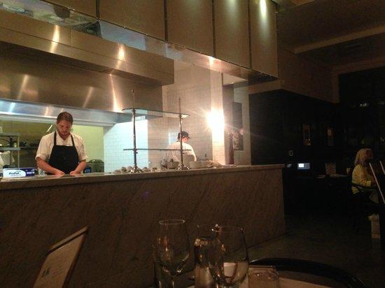 Agustin Kitchen: The kitchen - where the magic happens