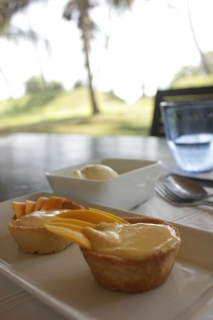 The Frangipani Tree by Edwards Collection : special mango tart