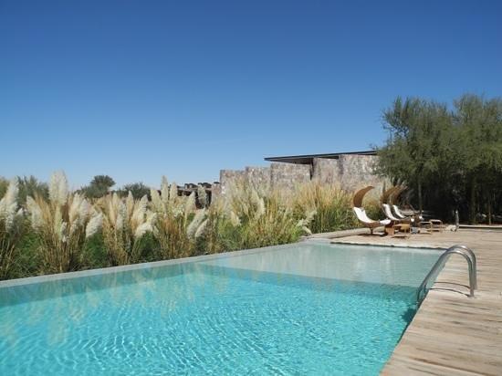 Tierra Atacama Hotel & Spa: Outside pool