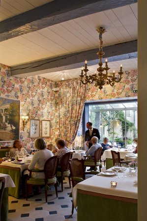 Dinning room Hotel de Toiras