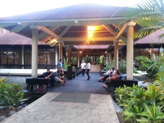 Bavaro Princess All Suites Resort, Spa & Casino : Tanuki, Chopin, no wait at 7p or 7:30 (just our group having drinks first)