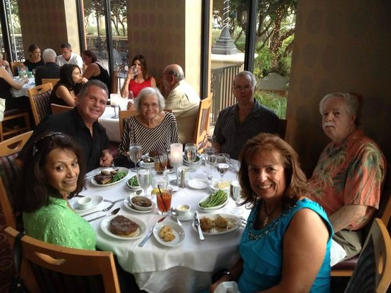 Ruth's Chris Steak House: Mother's Day Dinner