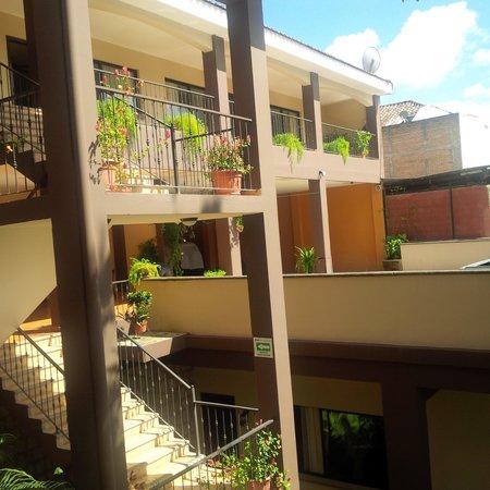 Hotel Plaza Magdalena: habitaciones