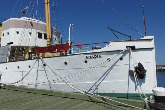 Maritime Museum of the Atlantic : The Acadia