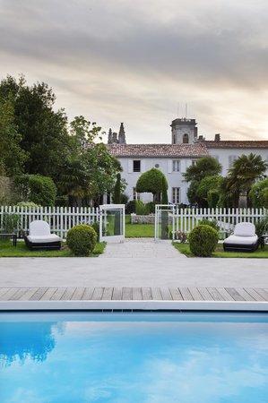 Hotel de Toiras: Garden Villa Clarisse