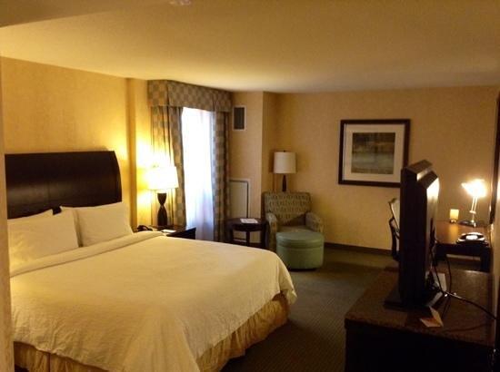 Hilton Garden Inn Toronto Downtown: chambre
