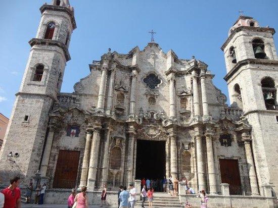 Havana Cathedral: La Catedral