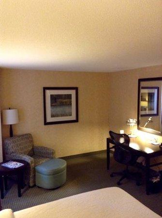 Hilton Garden Inn Toronto Downtown: bureau