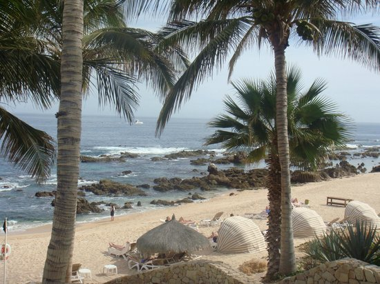 Grand Fiesta Americana Los Cabos All Inclusive Golf & Spa: view of the beach