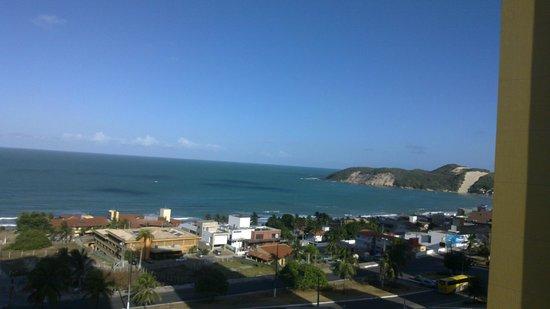 Ponta Negra Flat: VISTA DO HOTEL