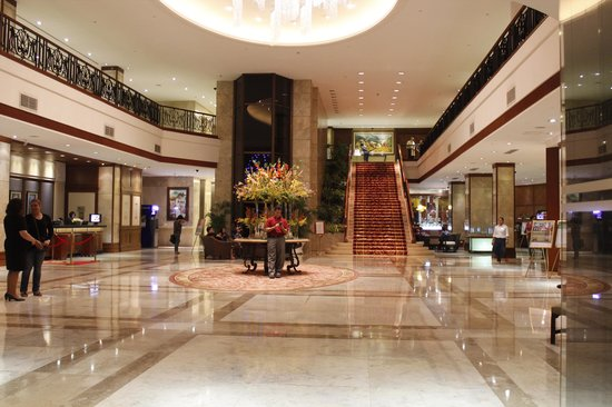 Marco Polo Plaza Cebu: Lobby