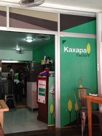 Kaxapa Factory: kitchen