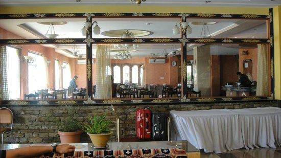 Hotel Migmar: Dining Area