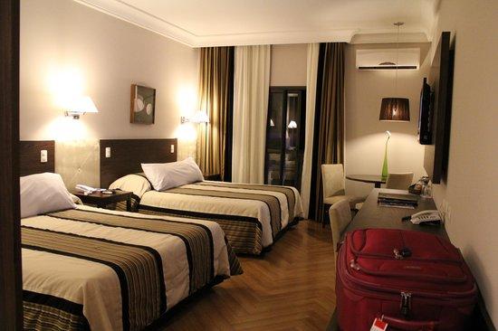 Wish Resort Golf Convention Foz do Iguacu: Room
