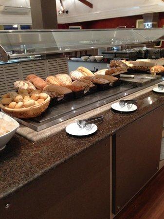 Wish Resort Golf Convention Foz do Iguacu: Breakfast