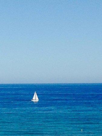 Hotel Princesa Solar: Sailing by