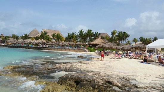 Catalonia Yucatan Beach: Beach