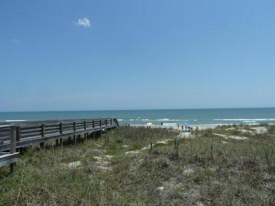 Litchfield Beach & Golf Resort: View from the beach house