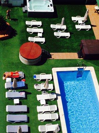 Hotel Princesa Solar: Arrival