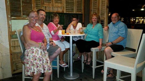 Catalonia Yucatan Beach: In the Pure Chill out Bar
