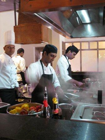Park Hyatt Goa Resort and Spa: Nice chefs
