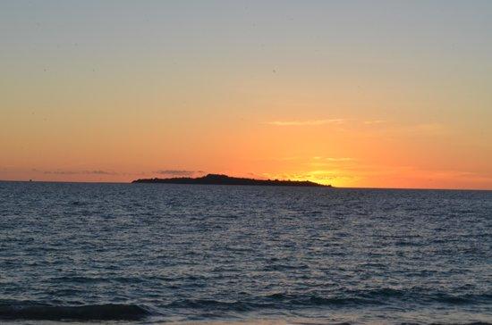 Natura Lodge Nosy Be: tramonto
