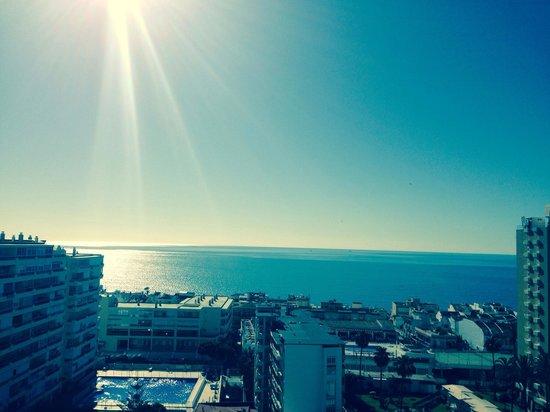 Hotel Princesa Solar: Good morning sun