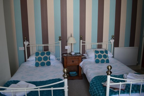 Westbourne Guest House : Twin Room No.4