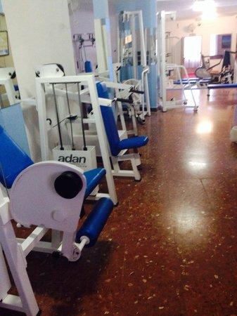 Hotel Princesa Solar: The gym