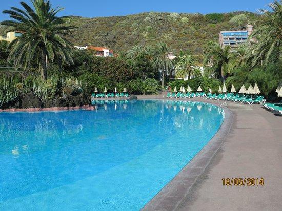 Hacienda San Jorge: piscina