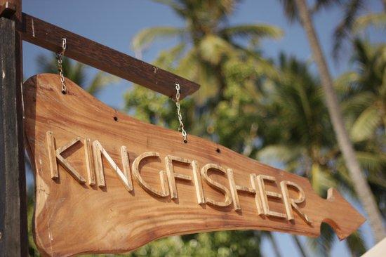 Kingfisher: insegna