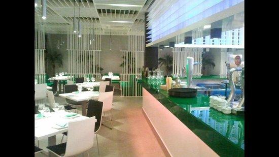 Restaurante Internacional Veni : Bar !!!