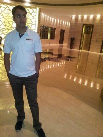 Hilton Jaipur: lobby