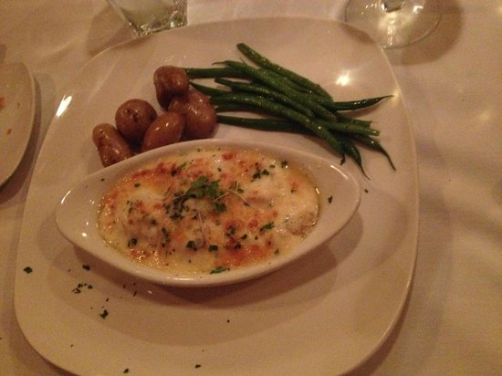 Inglenook: Lobster Newburg