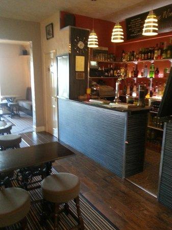 The Sun Hotel: Bar Area!
