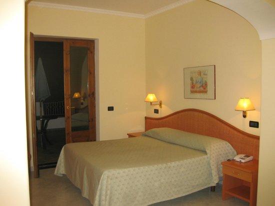 Hotel Belvedere: Номер
