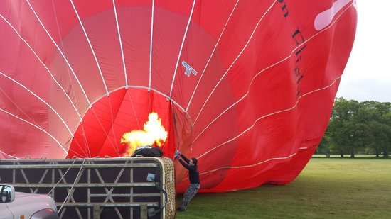 Virgin Balloon Flights: pic1
